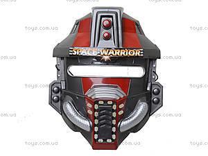 Набор героя «Space Warrior» с мечом и маской, 868-23A, купить
