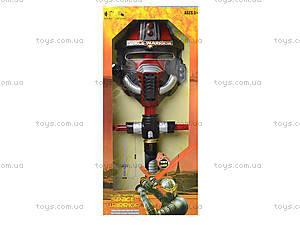 Набор героя «Space Warrior» с мечом и маской, 868-23A, фото