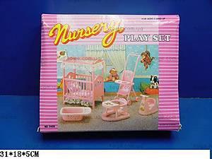 Набор Gloria «Мебель для детской», 9409