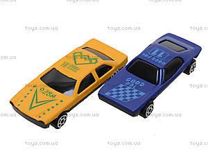 Набор гоночных машинок, H36008 (92753-25WS), игрушки