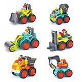Машинка Hola Toys «Строительная машинка», 3116C