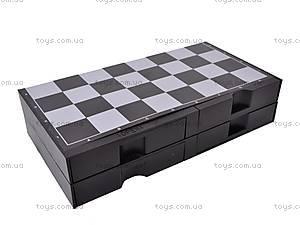 Набор игр 3в1 (нарды, шахматы, шашки), 2249, отзывы