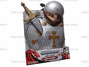 Набор игровой для мальчиков «Гладиатор», 6901, игрушки
