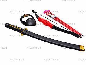 Набор игровой для мальчиков «Ninja», RZ1225, цена