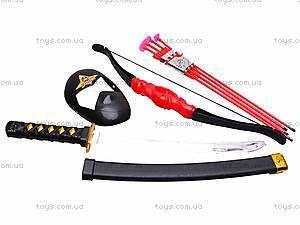 Набор игровой для мальчиков «Ninja», RZ1225