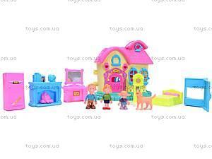 Набор игровой «Дом с семьей», 3922