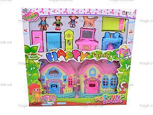 Набор игровой «Дом с семьей», 3922, отзывы