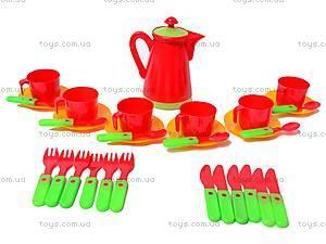 Набор игровой посуды, 04-419