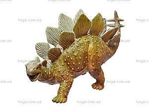 Набор игровых динозавров, 222N, детские игрушки