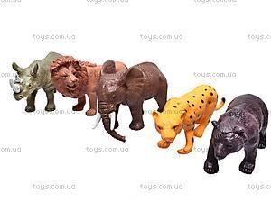 Набор игровых фигурок «Джунгли», Y162, купить