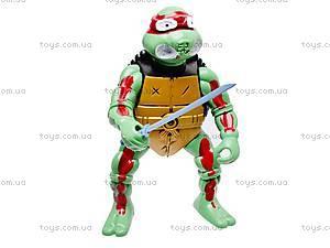 Набор игровых фигурок «Ниндзя-Черепашки», 4444-6, детские игрушки