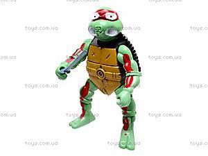 Набор игровых фигурок «Ниндзя-Черепашки», 4444-6, магазин игрушек