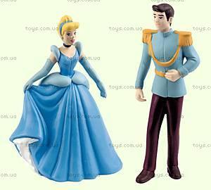 Набор игровых фигурок «Золушка и Принц», 12236