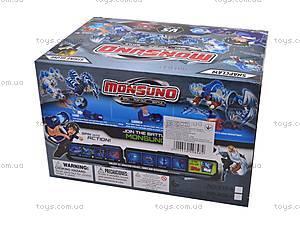 Набор игровых героев Monsuno, 939-6, цена