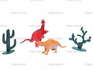 Набор игровых животных «Динозавры», 282, отзывы