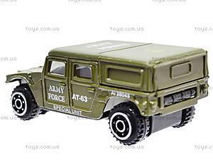Набор игрушечного транспорта, 102M-24, игрушки