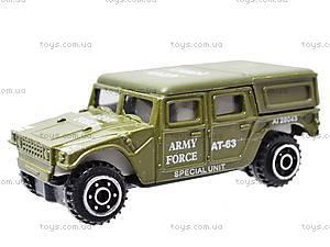 Набор игрушечного транспорта, 102M-24, toys.com.ua