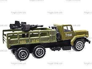 Набор игрушечного транспорта, 102M-24, toys