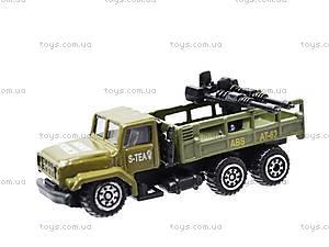 Набор игрушечного транспорта, 102M-24, детский