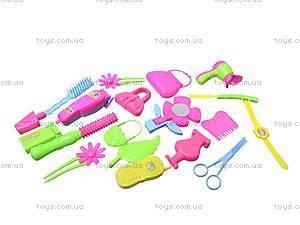 Набор игрушечной бижутерии с феном, 333-60, магазин игрушек