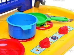 Набор игрушечной посуды, 2117, toys.com.ua
