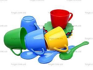 Набор игрушечной посуды «Люкс», 39083, фото