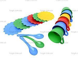 Набор игрушечной посуды «Люкс», 39083, отзывы
