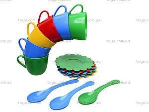 Набор игрушечной посуды «Люкс», 39083, цена