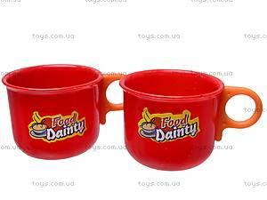 Набор игрушечной посуды с чайником, 082-1, купить