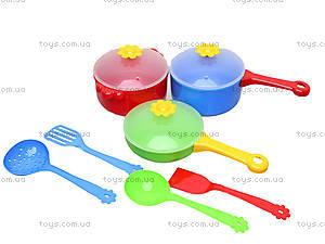 Набор игрушечной посуды «Столовая», 39142, цена