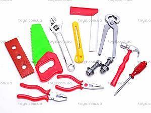 Набор игрушечных детских инструментов, 136