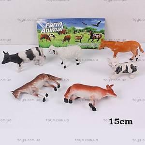 Набор игрушечных домашних животных, 3121