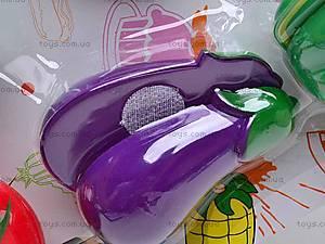 Набор игрушечных фруктов, FD207-59822-18, купить