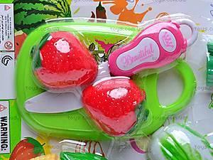 Набор игрушечных фруктов, FD207-59822-18, фото