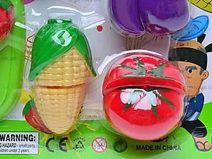 Набор игрушечных фруктов, FD207-59822-18, цена