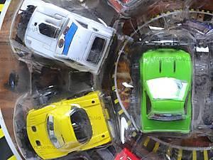 Набор игрушечных инерционных машинок, 0530B, фото
