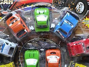 Набор игрушечных инерционных машинок, 0530B, детские игрушки