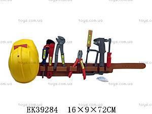 Набор игрушечных инструментов, EK39284