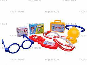 Набор игрушечных инструментов «Доктор», 5609-2