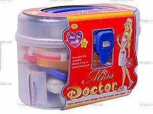 Набор игрушечных инструментов «Доктор», 5609-2, игрушки