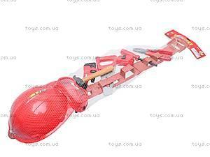 Набор игрушечных инструментов с каской, T111