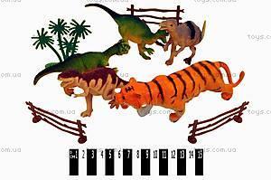 Набор игрушечных животных, 3528