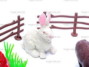 Набор игрушечных животных «Ферма», 8301, купить