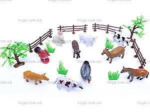 Набор игрушечных животных «Ферма», 8301