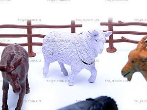 Набор игрушечных животных «Ферма», 8301, магазин игрушек