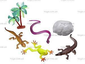 Набор игрушечных животных «Природа», HDH2523A-F, фото