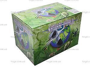 Набор игрушечных животных «Природа», HDH2523A-F, игрушки