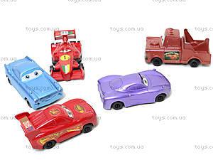 Набор игрушечных машин «Тачки», 9831, купить