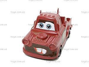 Набор игрушечных машин «Тачки», 9831, цена