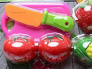 Набор игрушечных овощей и фруктов, 2012A, купить